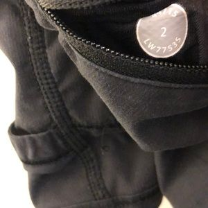 lululemon athletica Shorts - Lululemon black shorts, sz 2, 68849